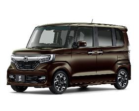 ホンダ N-BOX Custom G・L Honda SENSING